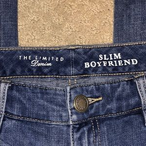 The Limited Boyfriend Jeans